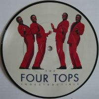 Cover The Four Tops - Indestructible