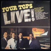 Cover The Four Tops - Live!