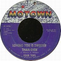 Cover The Four Tops - Loving You Is Sweeter Than Ever