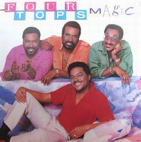 Cover The Four Tops - Magic