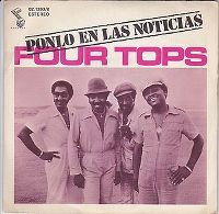 Cover The Four Tops - Put It On The News