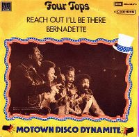 Cover The Four Tops - Reach Out I'll Be There