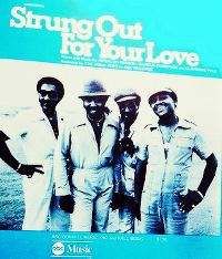 Cover The Four Tops - Strung Out For Your Love