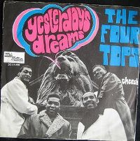 Cover The Four Tops - Yesterday's Dreams