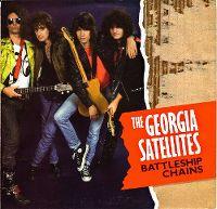 Cover The Georgia Satellites - Battleship Chains