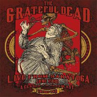 Cover The Grateful Dead - Live From Saratoga - June 1988 - Volume Two