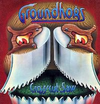 Cover The Groundhogs - Crosscut Saw