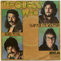 Cover The Guess Who - Clap For The Wolfman
