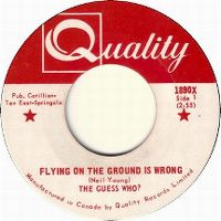 Cover The Guess Who - Flying On The Ground Is Wrong