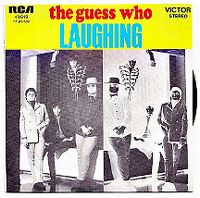 Cover The Guess Who - Laughing