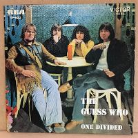 Cover The Guess Who - One Divided
