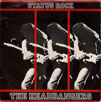 Cover The Headbangers - Status Rock