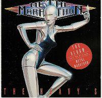 Cover The Heavy's - Metal Marathon