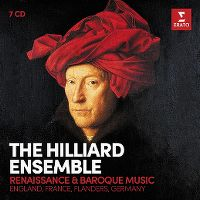 Cover The Hilliard Ensemble - Renaissance & Baroque Music