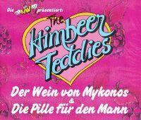 Cover The Himbeer Teddies - Der Wein von Mykonos