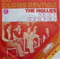 Cover The Hollies - Bus Stop