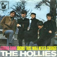 Cover The Hollies - Carrie Anne