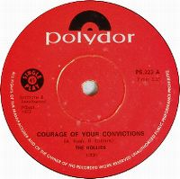 Cover The Hollies - Courage Of Your Convictions