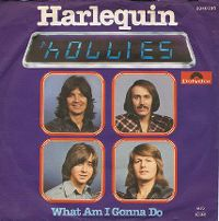 Cover The Hollies - Harlequin