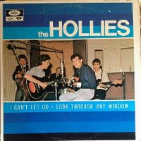 Cover The Hollies - I Can't Let Go
