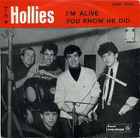 Cover The Hollies - I'm Alive
