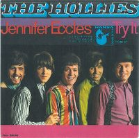 Cover The Hollies - Jennifer Eccles