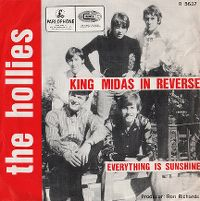 Cover The Hollies - King Midas In Reverse