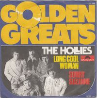 Cover The Hollies - Long Cool Woman