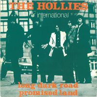 Cover The Hollies - Long Dark Road