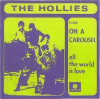 Cover The Hollies - On A Carousel