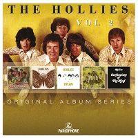 Cover The Hollies - Original Album Serie - Vol. 2