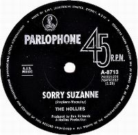 Cover The Hollies - Sorry Suzanne