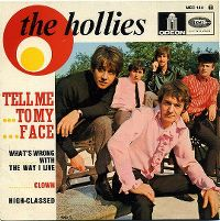 Cover The Hollies - Tell Me To My Face