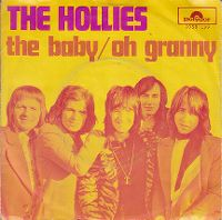 Cover The Hollies - The Baby