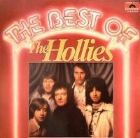 Cover The Hollies - The Best Of