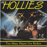 Cover The Hollies - Too Many Hearts Get Broken