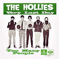 Cover The Hollies - Very Last Day