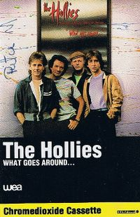 Cover The Hollies - What Goes Around