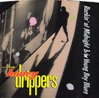 Cover The Honeydrippers - Rockin' At Midnight