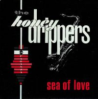 Cover The Honeydrippers - Sea Of Love
