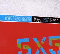 Cover The Hooters - Five By Five - 5x5