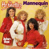 Cover The Hornettes - Mannequin