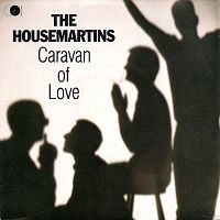 Cover The Housemartins - Caravan Of Love