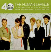 Cover The Human League - Alle 40 goed