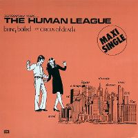 Cover The Human League - Being Boiled