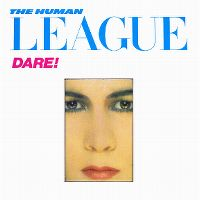 Cover The Human League - Dare