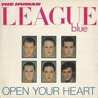 Cover The Human League - Open Your Heart