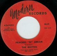 Cover The Ikettes - Peaches 'N' Cream