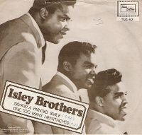 Cover The Isley Brothers - Behind A Painted Smile