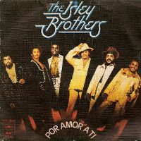 Cover The Isley Brothers - For The Love Of You